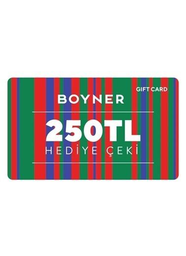 Boyner Gift Card Hediye Kart Renksiz
